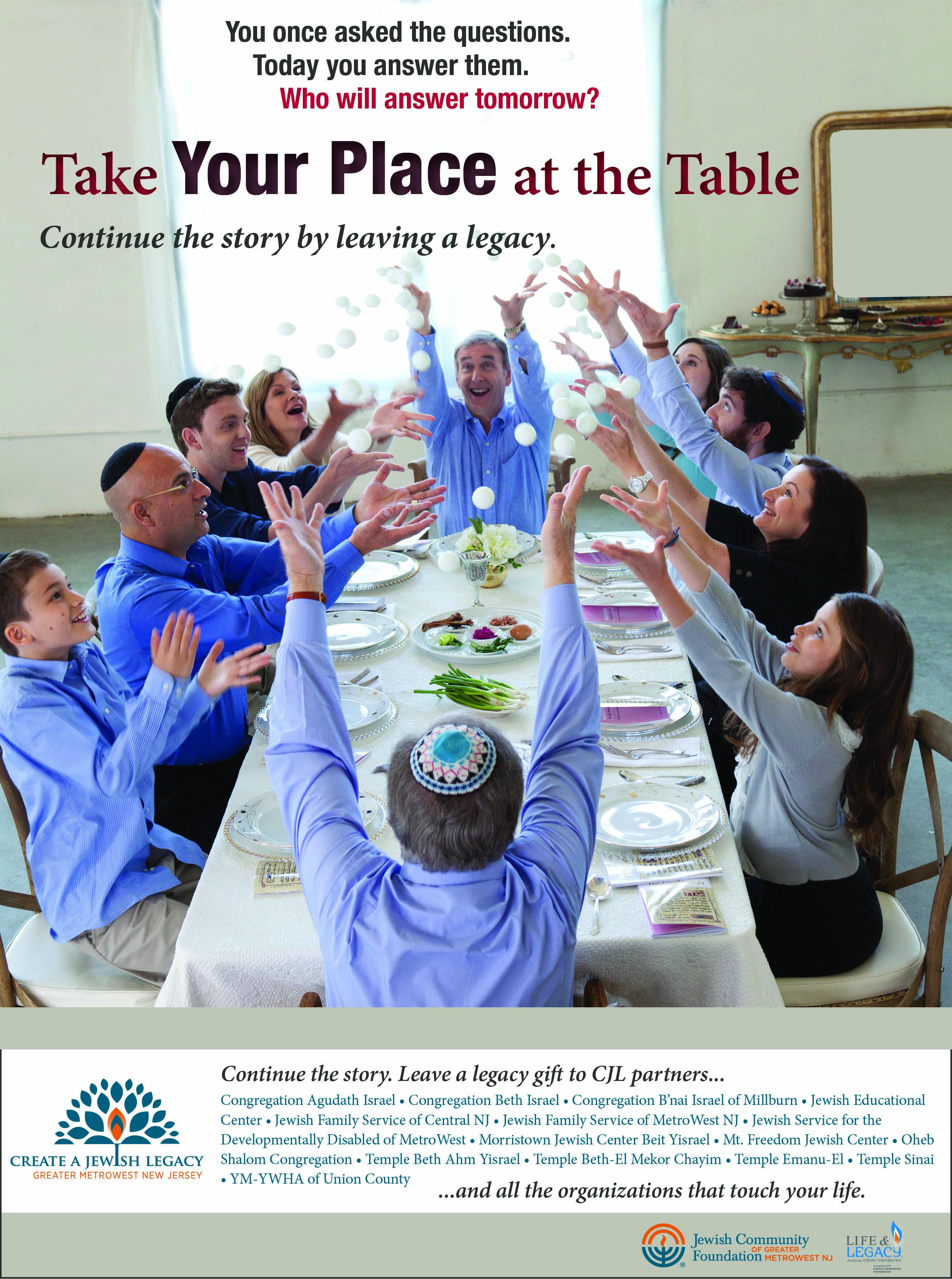 CJL passover ad sans contact