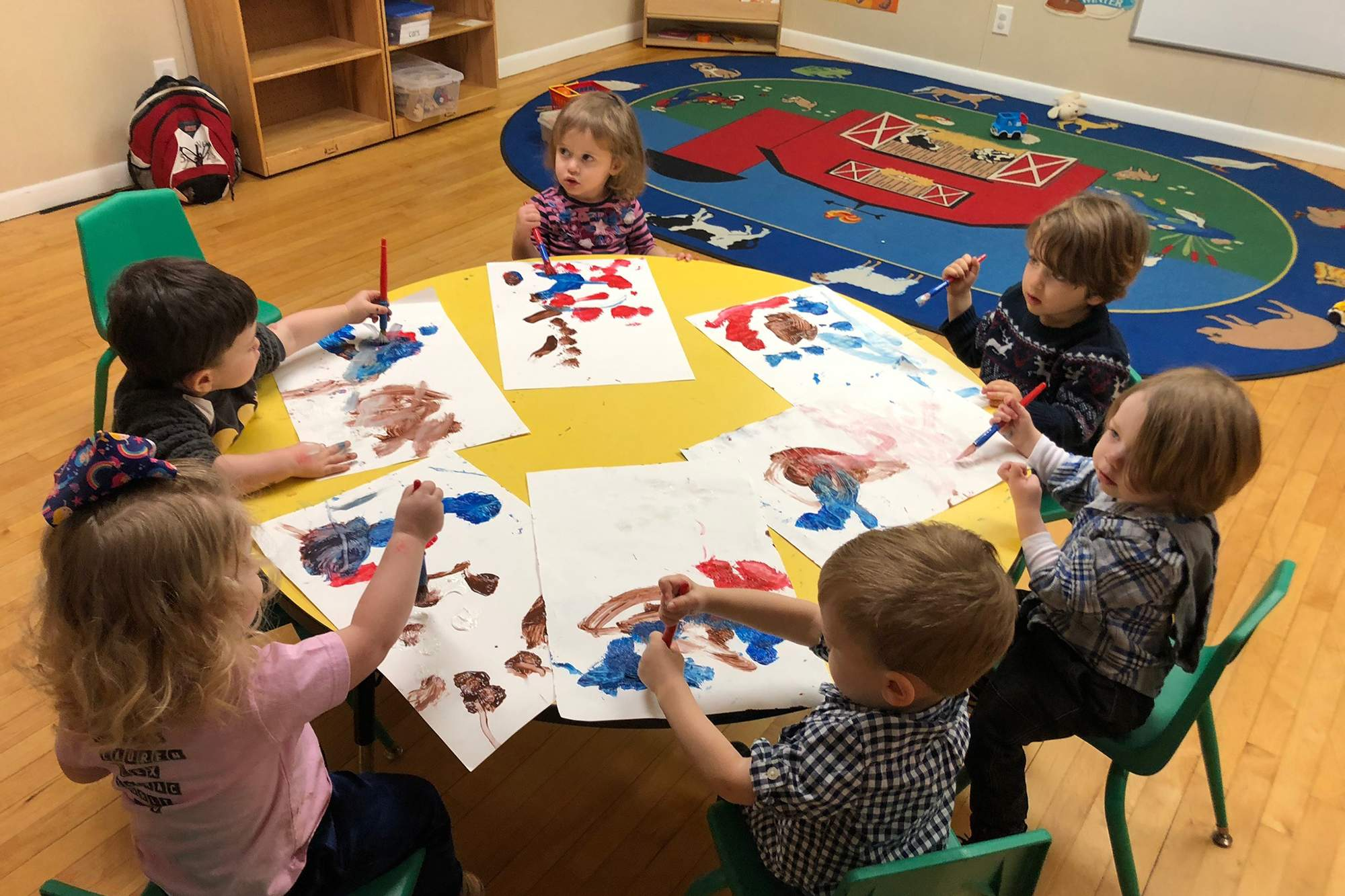 Shalom Yeladim – Judie Gerstein Early Learning Center